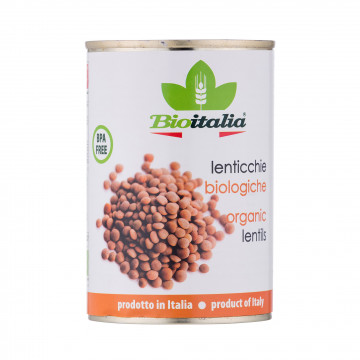 BioItalia有機扁豆