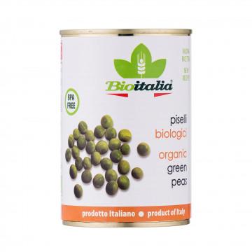BioItalia Organic Garden Peas