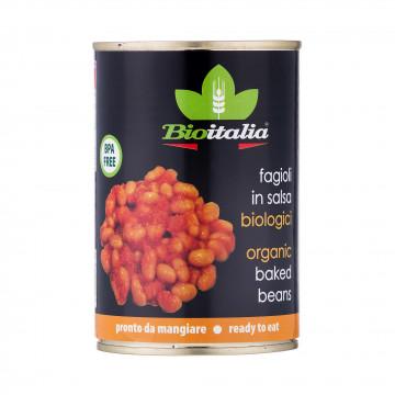BioItalia有機番茄汁焗豆