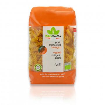 BioItalia有機雜錦穀物(無麩質)螺絲意大利粉