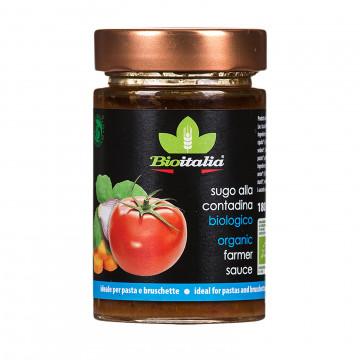 BioItalia Organic Farmer Sauce
