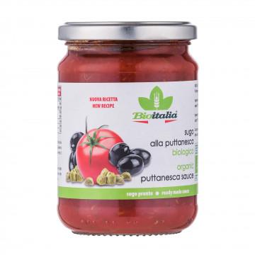 BioItalia有機經典橄欖意大利粉醬