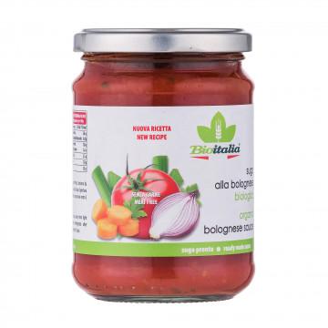 BioItalia有機蔬菜番茄醬