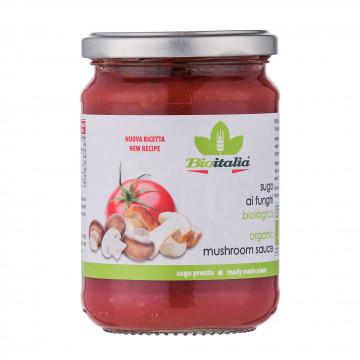 BioItalia有機磨菇意大利粉醬
