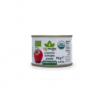 BioItalia Organic Tomato Paste