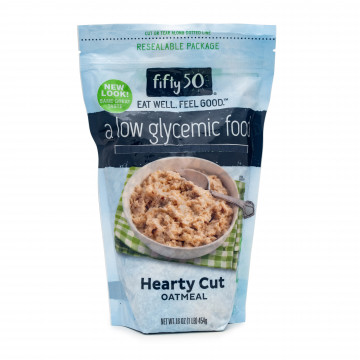Fifty50 Hearty Cut Oatmeal