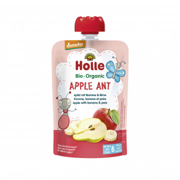 Holle Organic Apple Ant Pouch