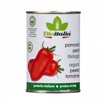 BioItalia有機去皮番茄