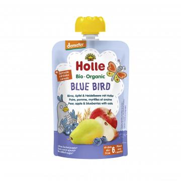 Holle有機唧唧裝蘋果洋梨藍莓燕麥蓉