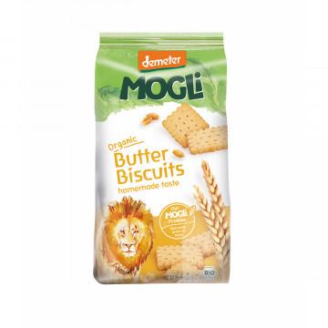 MOGLi Organic Butter Biscuits
