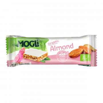 MOGLi Organic Almond Bar