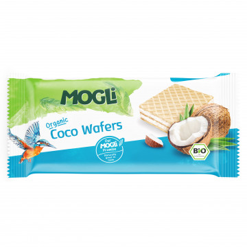 MOGLi Organic Coconut Wafers