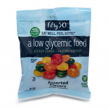 Fifty50 Sugar Free Assorted...
