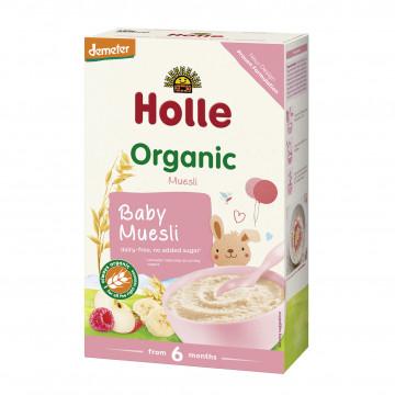Holle有機嬰兒什錦穀物糊