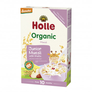 Holle Organic Multigrain...