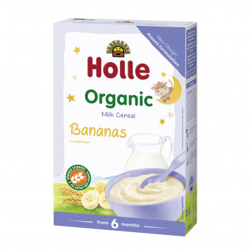 Holle Organic Banana Milk...