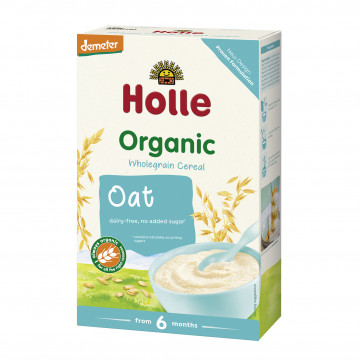 Holle Organic Oats Porridge