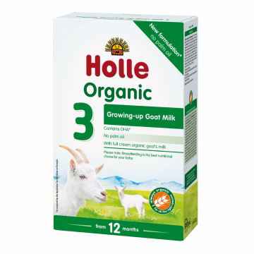 Holle Organic Infant Goat...