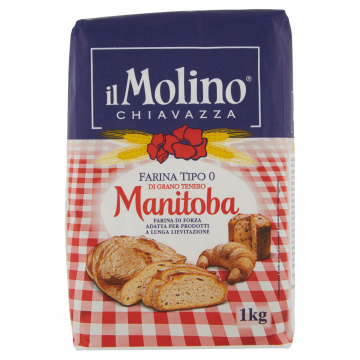 Molino Chiavazza 0號麵粉 (瑪里托巴)