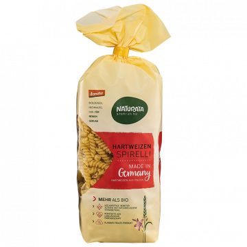 Naturata有機杜蘭小麥螺絲意大利麵
