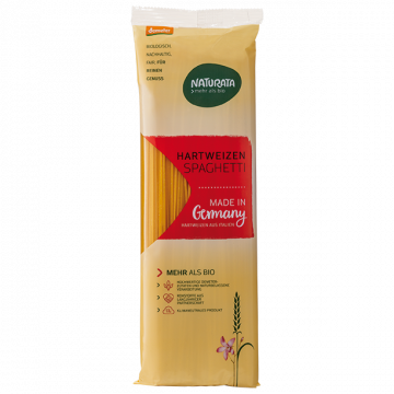Naturata有機杜蘭小麥意大利麵