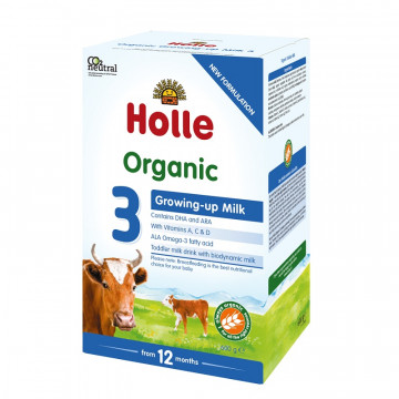 Holle Organic Growing Up 3...