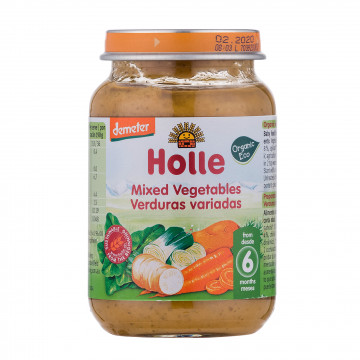 Holle Organic Mixed Vegetables