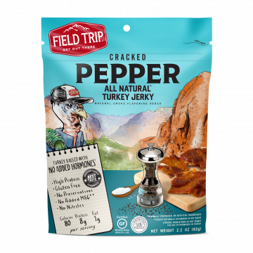 Field Trip Cracked Pepper...