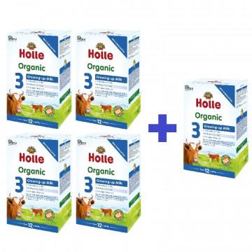 [買4送1] Holle有機3號小童奶粉配方...