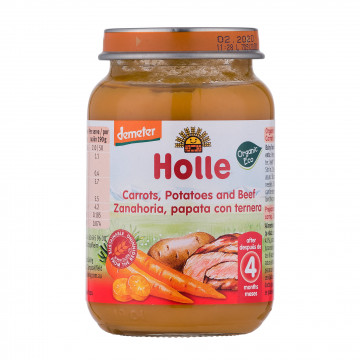 Holle Organic Carrots,...