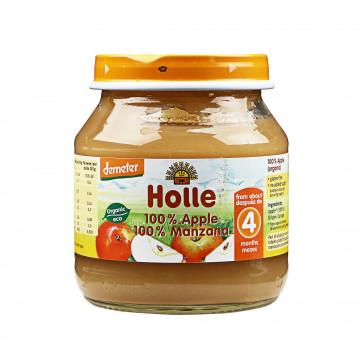 Holle Organic Apple Pure