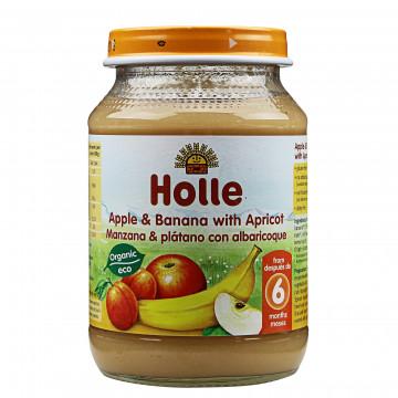 Holle Organic Apple, Banana...