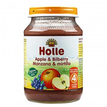 Holle Organic Apple & Bilberry