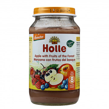 Holle Organic Apple with...