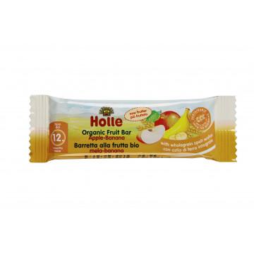 Holle有機蘋果香蕉水果條