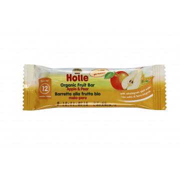 Holle有機蘋果梨子水果條