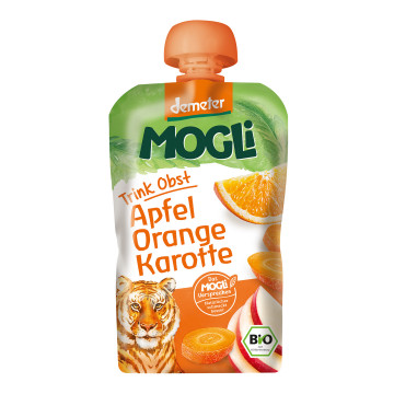 MOGLi有機香橙果蓉