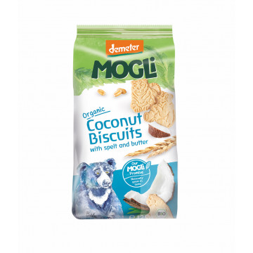 MOGLi Organic Bear Biscuits