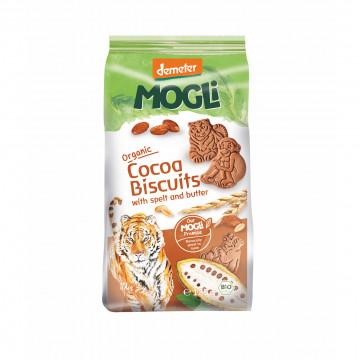 MOGLi Organic Tiger Biscuits