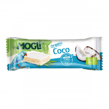 MOGLi Organic Coconut Bar