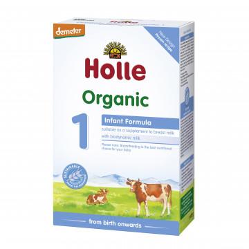 Holle有機1號嬰兒奶粉配方 (最佳食用日期:...